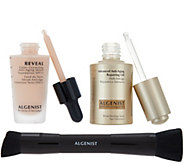 Algenist Anti-Aging MicroAlgae Oil & Foundation with Brush - A307734