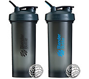 BlenderBottle Set of 2 Pro45 Bottles - A359034