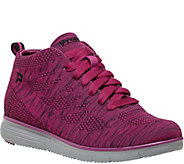 Propet High Top Lace Up Sneakers - Travelfit Hi - A361834