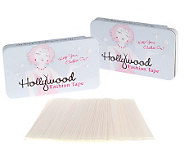 100 Piece Hollywood Fashion Tape Strips in Decorative Tins - A66434