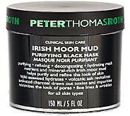 Peter Thomas Roth Irish Moor Black Mud Mask, 5 oz. - A266835