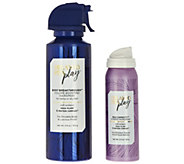 Orlando Pita Play Volumizing Spray 5.8 oz. with Travel Hairspray 2 oz. - A277335