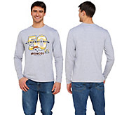 NFL Super Bowl 50 Champions Denver Broncos Long Sleeve Tee - A279835