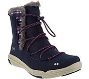 Ryka Faux Fur Water Repellent Boots - Aubonne - A281135