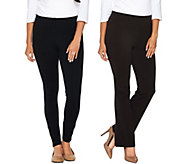 Legacy Skinny and Boot Leggings 2 pack - A282235