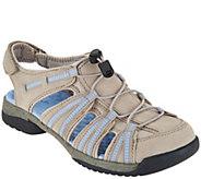 Clarks Adjustable Fisherman Sandals - Tuvia Madee - A288935