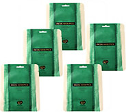 Whamisa Set of 5 Sea Kelp Sheet Masks by Glow Recipe - A289735