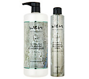 WEN by Chaz Dean Absolute Light Cleanse and Finish Kit - A300235