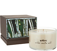 WEN by Chaz Dean 22 oz 3-wick Winter Candle - A303835