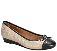 Sofft Quilted Ballerina Flats - Shonda - A337335