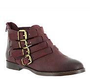 Bella Vita Leather Ankle Boots - Ronan - A337535