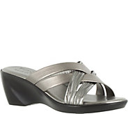Tuscany by Easy Street Wedge Sandals - Ceccano - A339635
