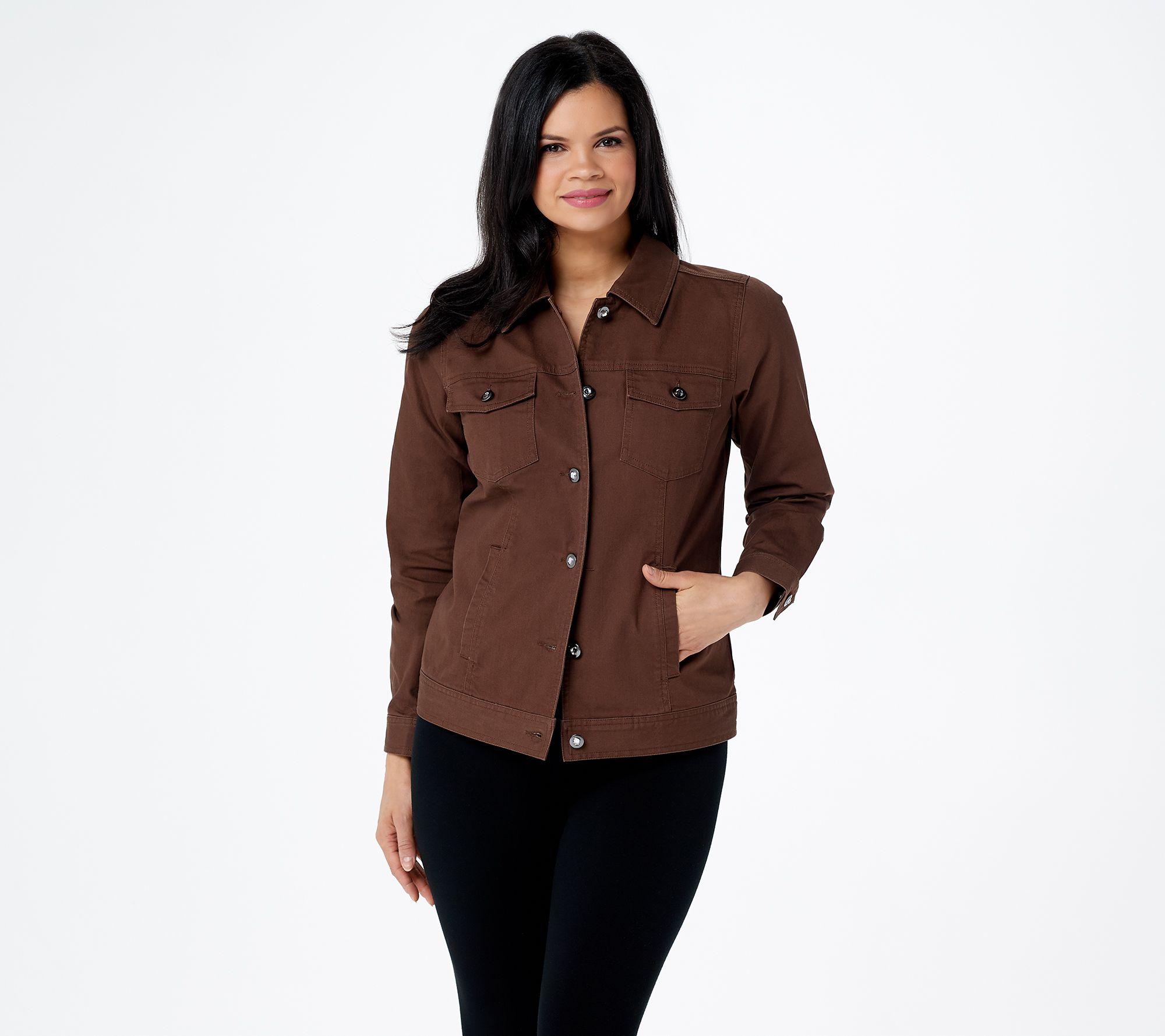 Denim & Co. — Blazers & Jackets — Fashion — QVC.com