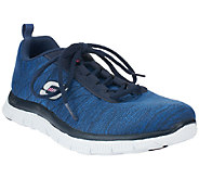 Skechers Lace-up Sneakers w/ Memory Foam - Next Generation - A257636