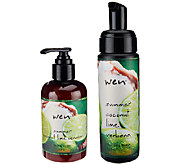 WEN by Chaz Dean Coconut Lime Verbena Styling Creme & Mousse - A266136