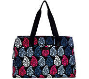 As Is Vera Bradley Signature Triple Compartment Bag - A288936