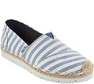 Skechers BOBS Espadrille Slip-On Shoes - Flexpadrille2 - A302836