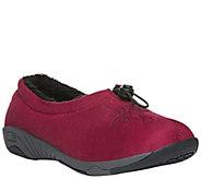Propet Velour Slippers - Clara - A356036