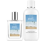 philosophy pure grace summer surf set - A358236