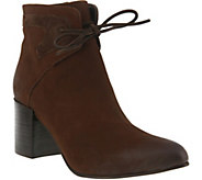 Azura by Spring Step Leather Booties - Apolonia - A360236