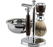Van Der Hagen Roasted Chestnut Shave Set - A362836