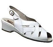 Spring Step Marina Leather Sandals - A179837