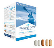 Natures Code 90 Day Vitamin Foundation System with CoQ10 - A257937