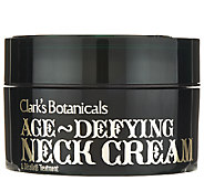 Clarks Botanicals Age Defying Neck Cream, 1.7 oz - A264937