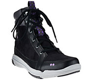As Is Ryka Water Resistant Sneaker Boots with CSS - Aurora - A275937