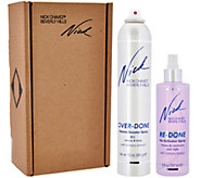 Nick Chavez 10 oz. Volume Spray and 8 oz. Re-Activator Spray - A278737