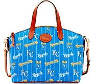 Dooney & Bourke MLB Nylon Royals Small Satchel - A281737