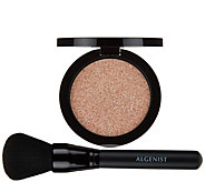 Algenist REVEAL Pressed Bronzing Powder with Brush - A283337