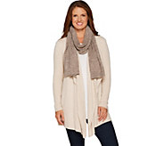Barefoot Dreams Cozychic Lite Ribbed Scarf - A293837