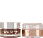 Sara Happ Exfoliating Lip Scrub & Lip Slip Duo - A298437