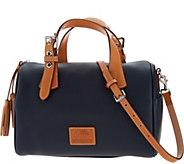 As Is Dooney & Bourke Patterson Pebble Leather Kendra Satchel - A299137