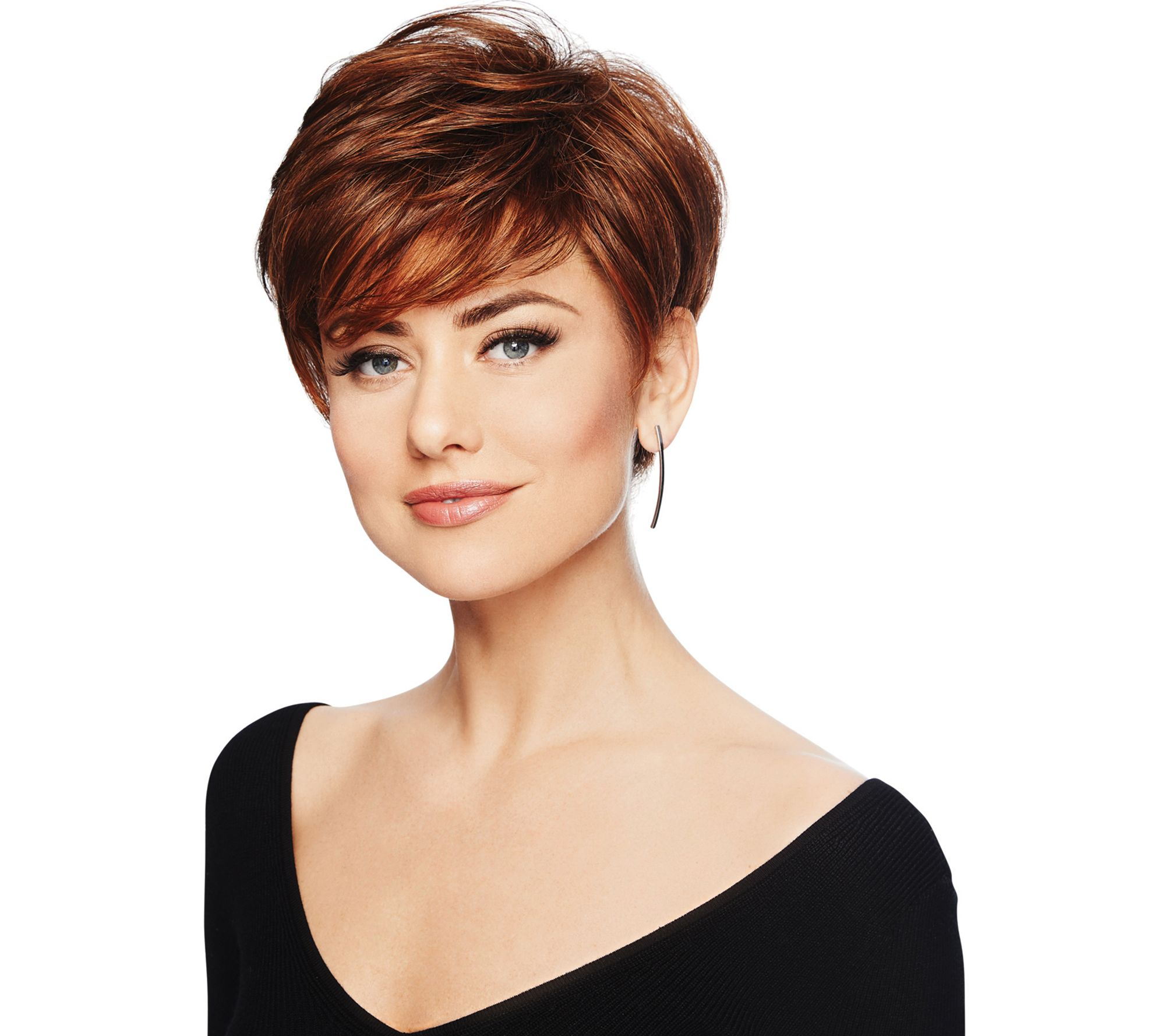 Hairdo by hairuwear beauty qvc hairdo short volume perfect pixie cut wig a301637 pmusecretfo Image collections