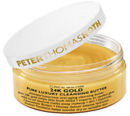 Peter Thomas Roth Super-Size 24K Gold CleansingButter - A338637