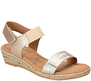 Comfortiva by Softspots Wedge Sandals - Beck - A339837