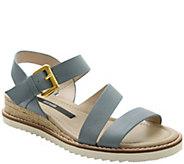 Kensie Strappy Flat Sandals - Jody - A340337