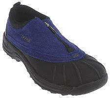 Sporting Goods Stores Ryka Water Resistant Suede Zip Front Sport Women's Walking Shoes