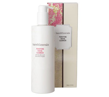 bareMinerals Skincare Deluxe Purifying Facial Cleanser 12 oz.