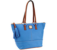 Dooney & Bourke Pebble Leather Tobi Shopper - A264538