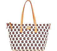 Dooney & Bourke NCAA University of South Carolina Zip Top Shopper - A283238