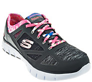 As Is Skechers Relaxed Fit Lace-up Sneakers - A283638