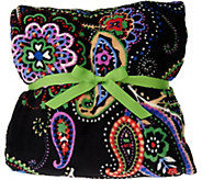 Vera Bradley Signature Print Throw Blanket - A287138