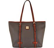 Dooney & Bourke Pebble Leather Shopper Handbag - A292938