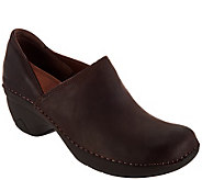 Merrell Water Resistant Leather Slip-On Shoes - Emma Leather - A294638