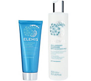 ELEMIS Sea Lavender & Samphire Shower Milk & Body Cream - A296838