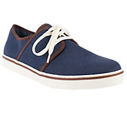 As Is Vionic Mens Orthotic Casual Lace-up Sneakers - Bryson - A298438
