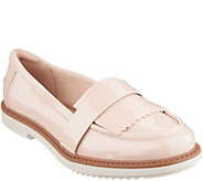 Clarks Patent Loafer w/ Kiltie Detail - Raisie Theresa - A303038